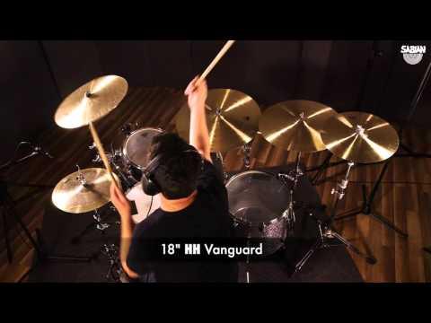 "SABIAN 18"" HH Vanguard - New for 2016"