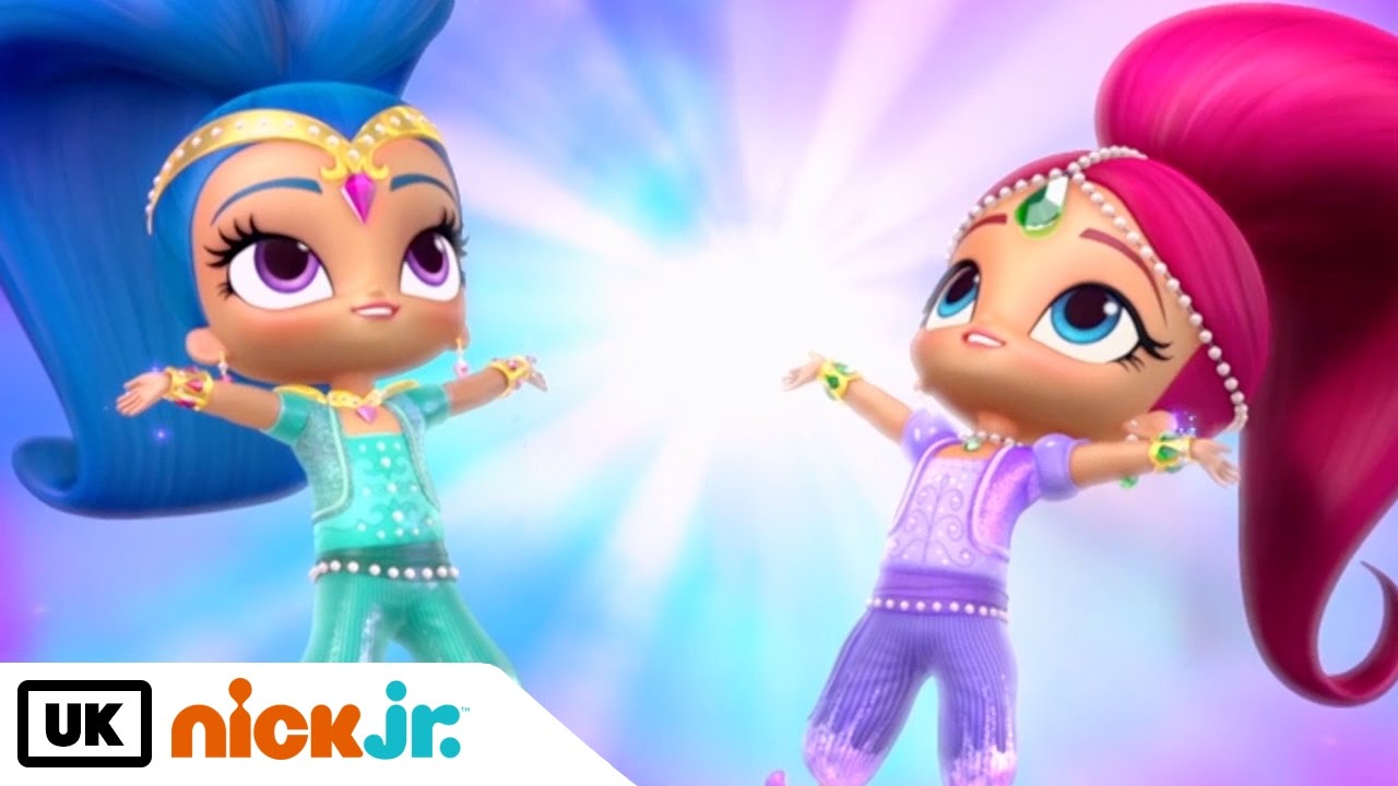 Shimmer and Shine | About the Show | Nick Jr. UK - YouTube