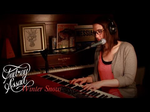 Audrey Assad Winter Snow Piano And Vocal Youtube