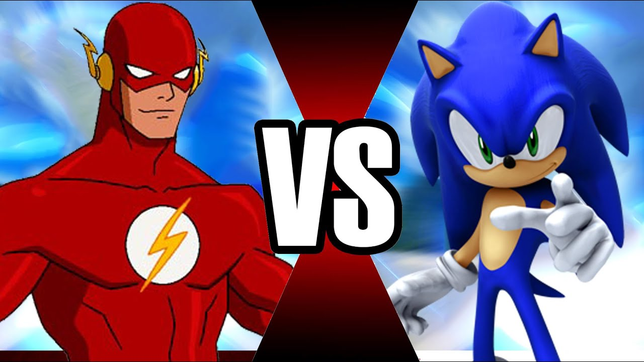 flash vs sonic - photo #1
