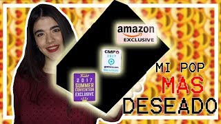 MEGA UNBOXING DE MI POP MÁS DESEADO | FUNKO POP | SDCC, EMP, AMAZON ♥