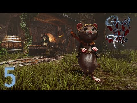 Ghost of a Tale - Action Adventure Mouse Game - E05