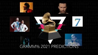 An early prediction for nominations of the 2021 grammys awards.nominations - what do you think?