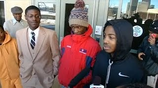 Three Teens Arrested For Waiting While Black