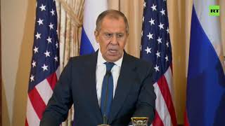 Lavrov: Allegations of Russian interference in US are 'baseless'