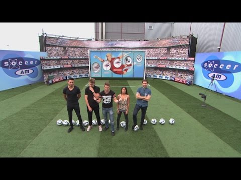 Thumbnail: SOCCER AM CHALLENGE!!!!