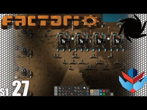 Factorio MP with NOG - S01E27 - Changing the Oil Production