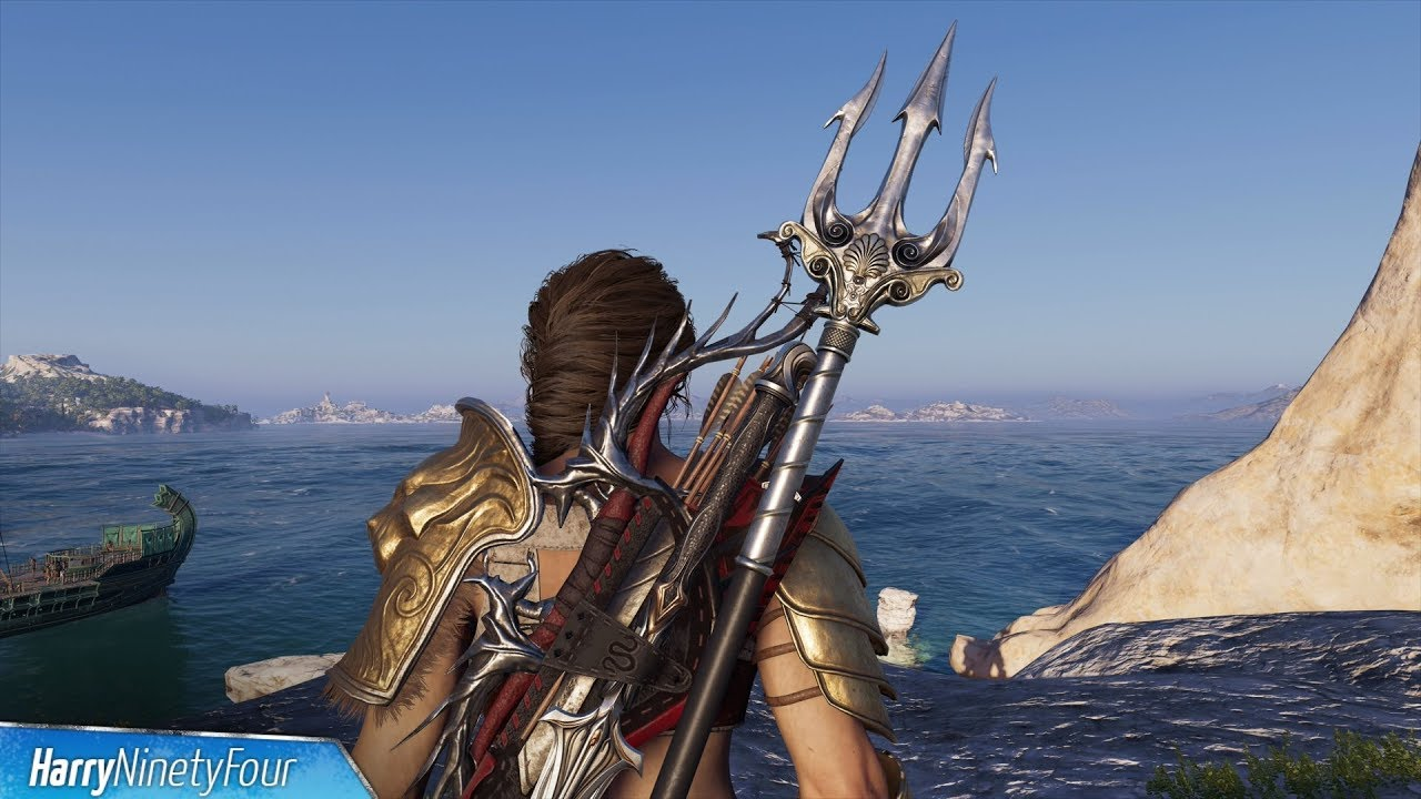 Assassin S Creed Odyssey How To Find The Poseidon S Trident