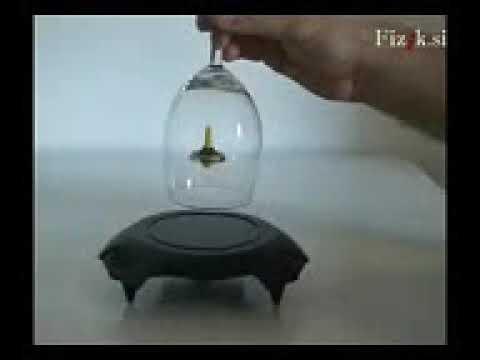Experiment Terbaru   Magnetic levitation   Science