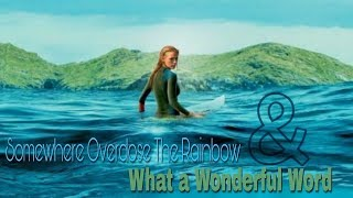 Baixar Somewhere over the rainbow & What A Wonderful World - Israel Kamakawiwo'Ole (Tradução) Lyrics