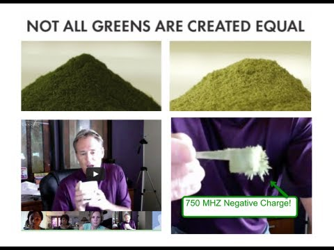 Are all  Greens  created equal  Essante Organics Earth Green, diference between Green supplements