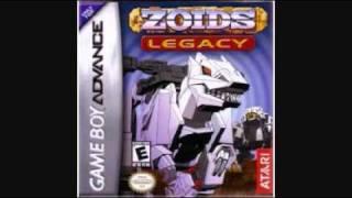 Zoid Legacy OST: Field Battle