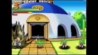 Dragon Ball Fierce Fighting V2