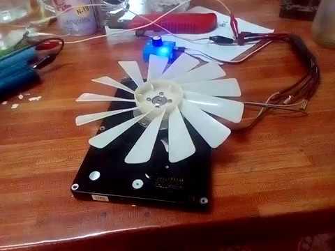 Diy jet fan project from scratch คนไทยครับผม