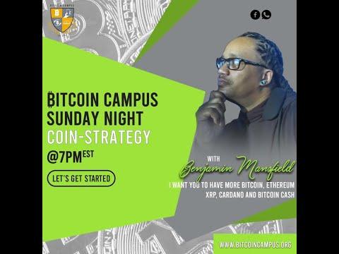 Bitcoin Campus - Coin Strategy Calls