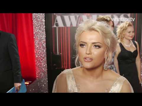 Corrie's Lucy Fallon: 'I was overwhelmed and scared but also really excited' by grooming storyline