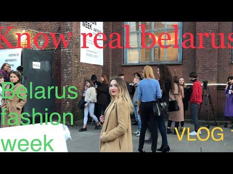 Belarus Minsk , Belarus fashion week