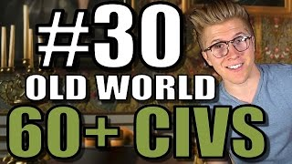 Civilization 5: 60+ Civ OLD WORLD Brave New World Gameplay [Civ 5 AI Only Mods] - Part 30