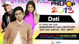 DATI - Sam Concepcion PhilPop (Affair Mix & Crank That Mix) DJSweetAndBadkillaz
