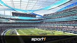 In diesen Mega-Stadien findet die WM 2026 statt | SPORT1