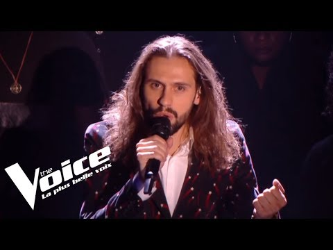 Queen - Somebody To Love   Clement   The Voice 2019   Live Audition