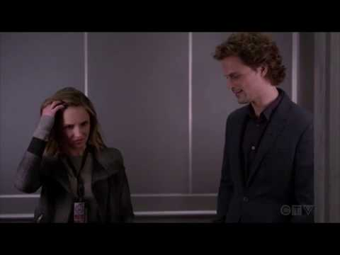 Criminal Minds 15x06 Spencer And Max KISS End Scene