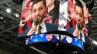 Смотреть видео Хоккей. Кубок вызова МХЛ 2020. Восток, Запад. Спорт. Динамо. Россия. онлайн