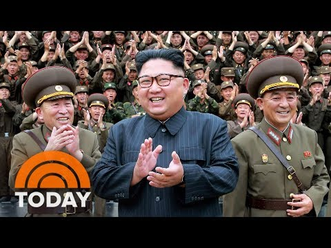 North Korea Fires Missile Over Japan | TODAY