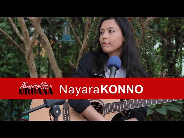 Nayara Konno - Coração | Musicália Urbana
