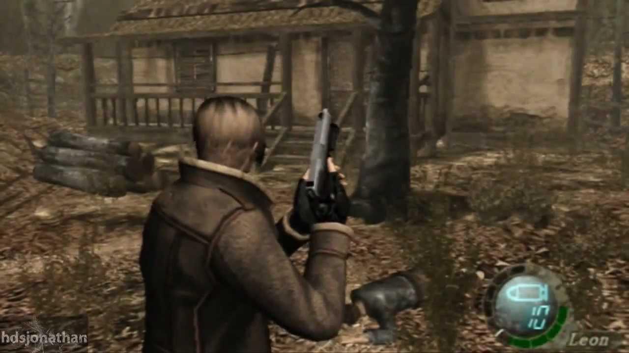 Resident Evil 4 Walkthrough Part 1 Chapter 1 1 Youtube