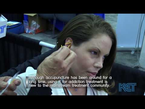 Using Acupuncture for Opioid Withdrawal and Detox | Inside Opioid Addiction | KET