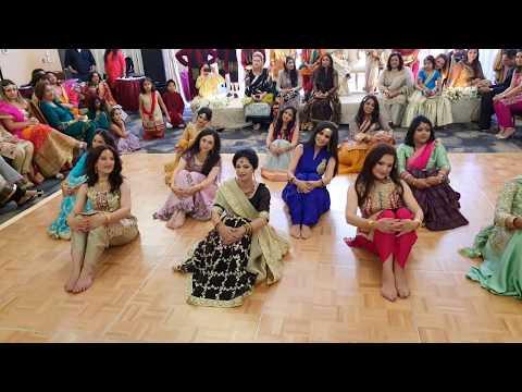 Shendi    Mehndi    Shaadi    Wedding Day Celebrations - #AmnaSaidYesToSherry