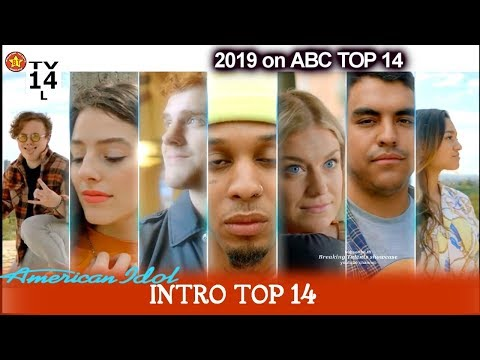 Intro & Behind The Scenes Top 14  & Live Voting American Idol 2019
