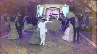 Aron studio International Bar & Bat Mitzvah highlight Moise Gabriela & Daniela
