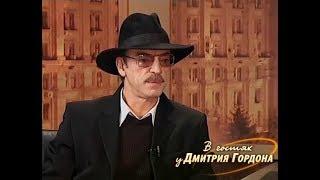 Боярский: Первый день я пью, второй — опухаю, на третий иду в баню и еду в гости к Гордону