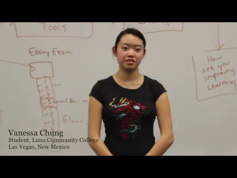 Luna Community College Student Vanessa Chung Shares Her College Affordability Story
