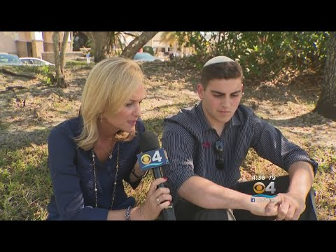A Fellow Student Who Survived School Shooting Talks About His Experience