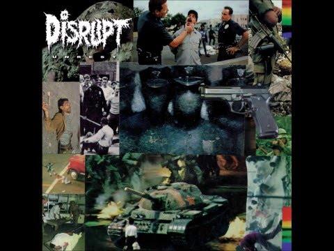 Disrupt - Unrest CD (1994) Full Album
