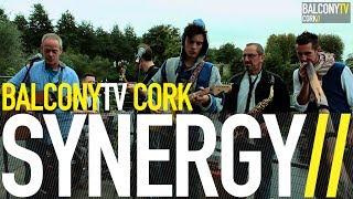SYNERGY - LEARNING TO FLY (BalconyTV)