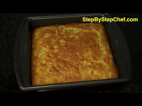 Mexican Cornbread Step By Step Chef