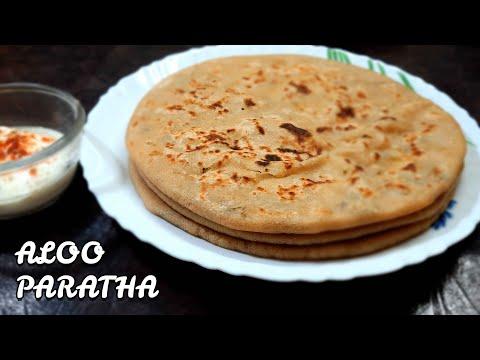 Aloo Paratha   Potato Stuffed Paratha Recipes