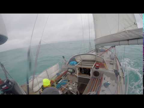 Polar Ocean Challenge Expedition sailing the Barents Sea 24 July 2016
