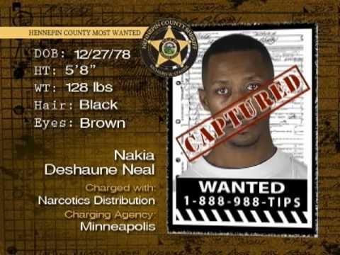 Hennepin County 10 Most Wanted