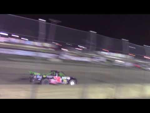 Fremont Speedway Dirt Truck A Main (7/28/18)