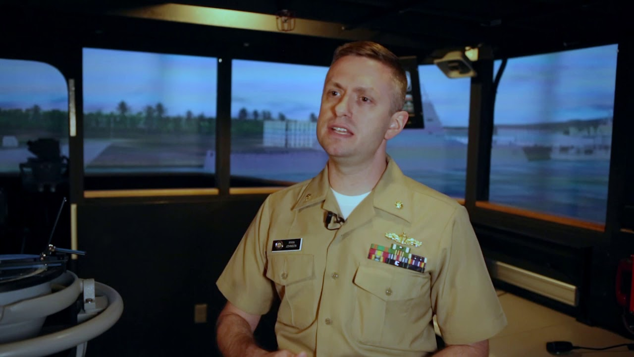 Surface Warfare Officers School Revamped Youtube