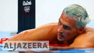 Rio 2016: US Olympic swimmers 'were not robbed'