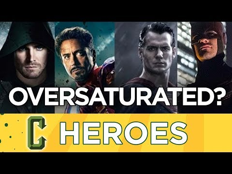 Are Superheroes Reaching A Saturation Point?