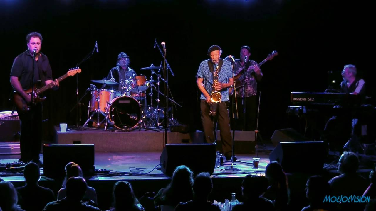 Jeff Pitchell & Texas Flood w/the Legends Live @ Blue Ocean Music Hall 7/30/16