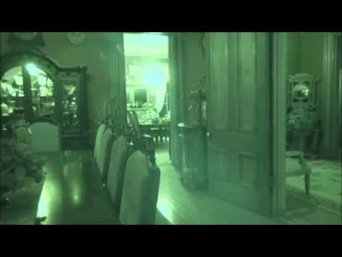 "Steve's Ghost Box ""Chief"" at The Mansion - ELITE Paranormal of Kansas CIty"