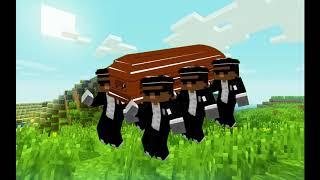 Mine-Imator Dog-flight Coffin Dance